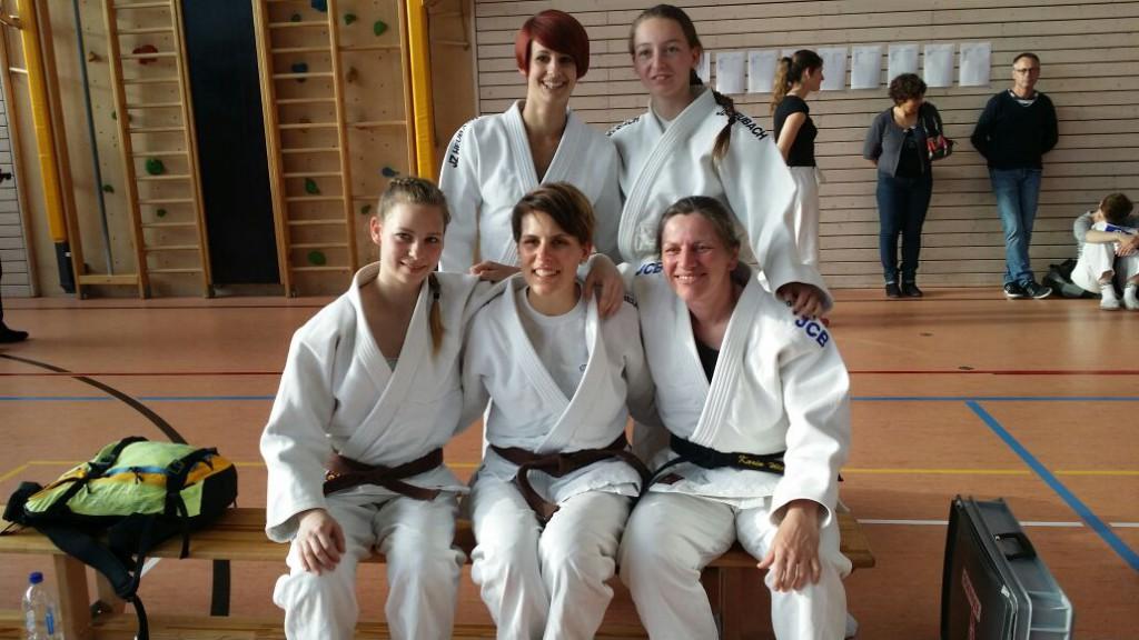 Frauenmannschaft 2015