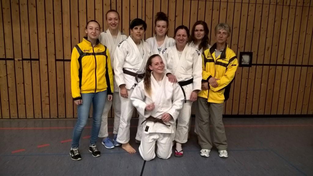 Frauenmannschaft 2016