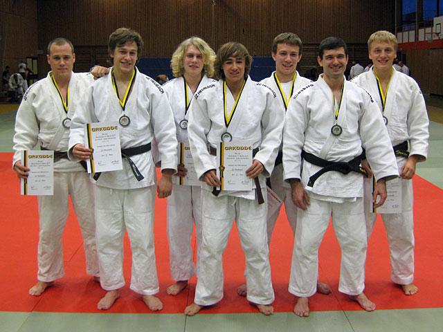 Bezirksliga-Mannschaft 2010, 2. Kampftag in Erbach