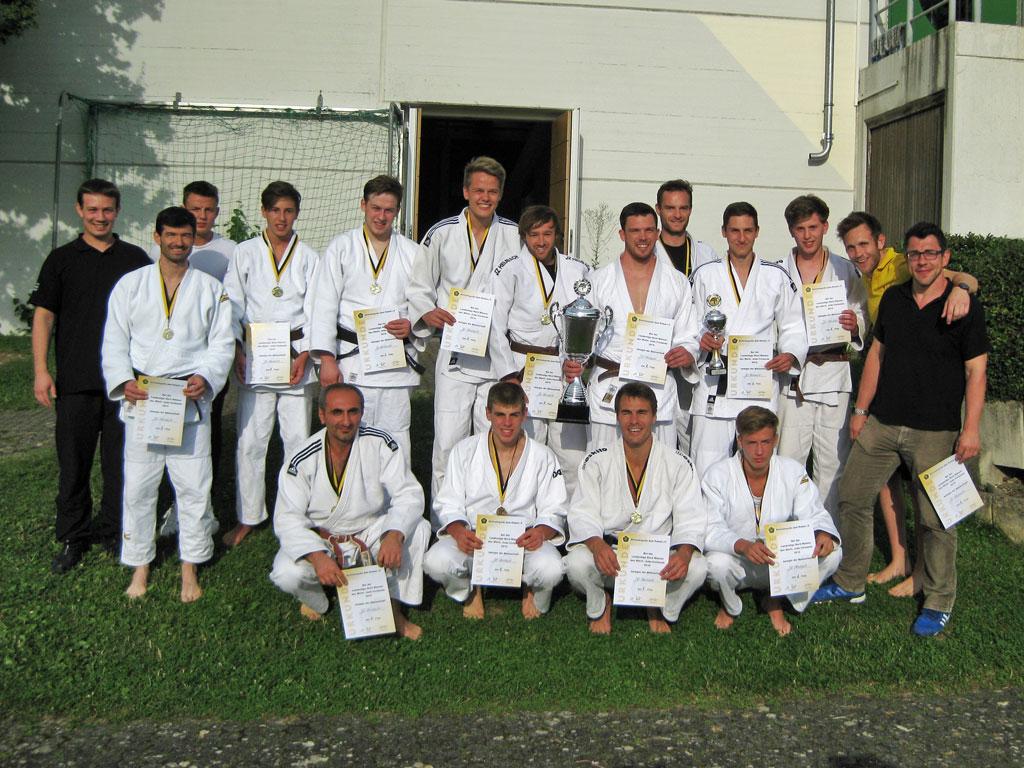 Meister der Landesliga, 2. Kampftag Heubach 16.07.2016
