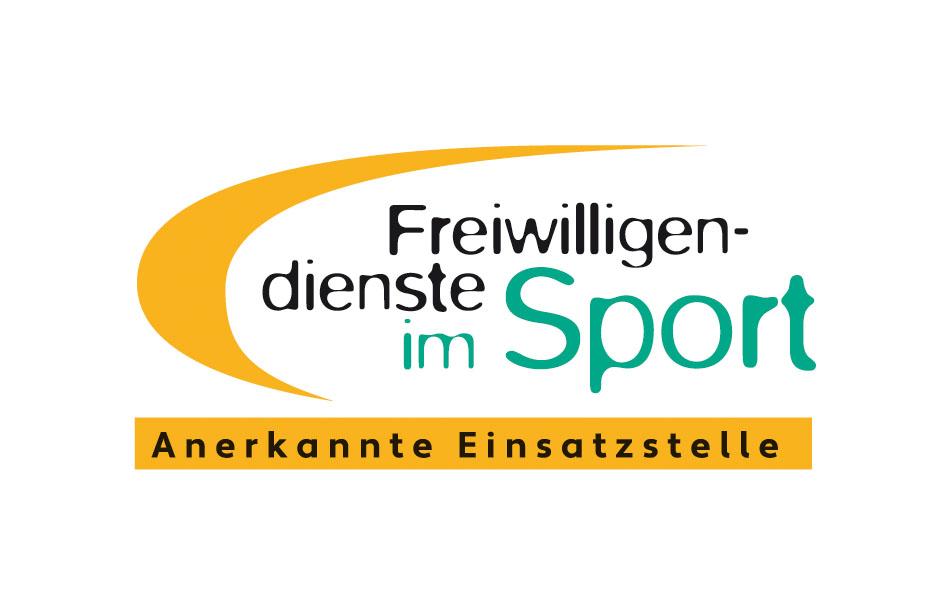 Logo Freiwilligendienste im Sport